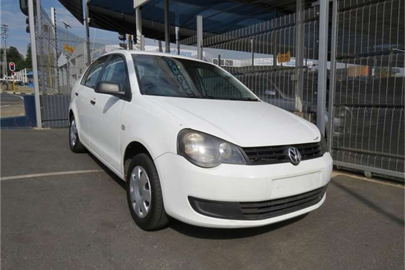 2012 VW Polo Vivo sedan 1.4
