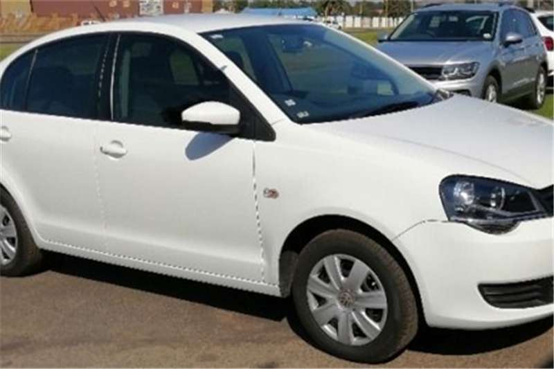 2017 VW Polo Vivo sedan 1.4 Trendline auto