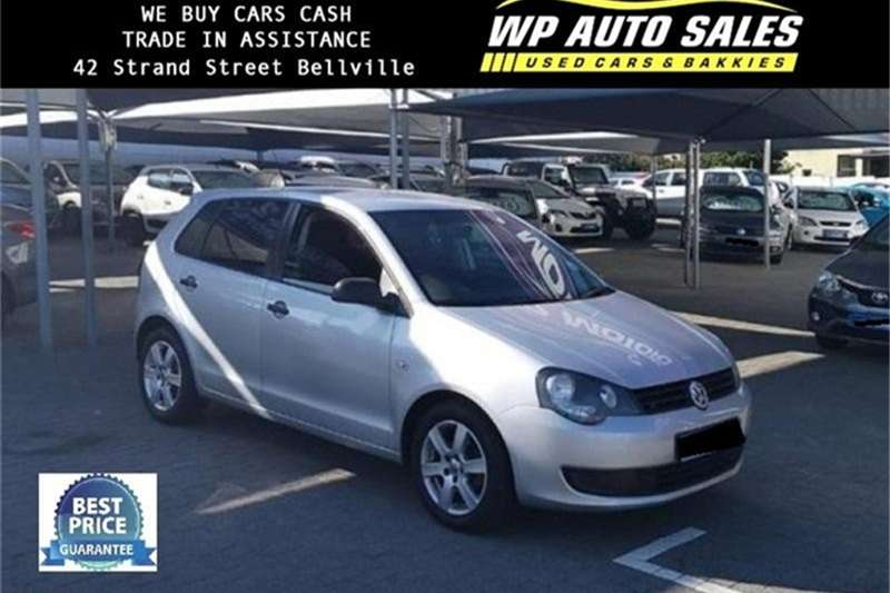 2014 VW Polo Vivo 5 door 1.4 Blueline