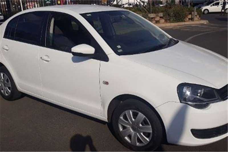 2018 VW Polo Vivo sedan 1.4 Trendline
