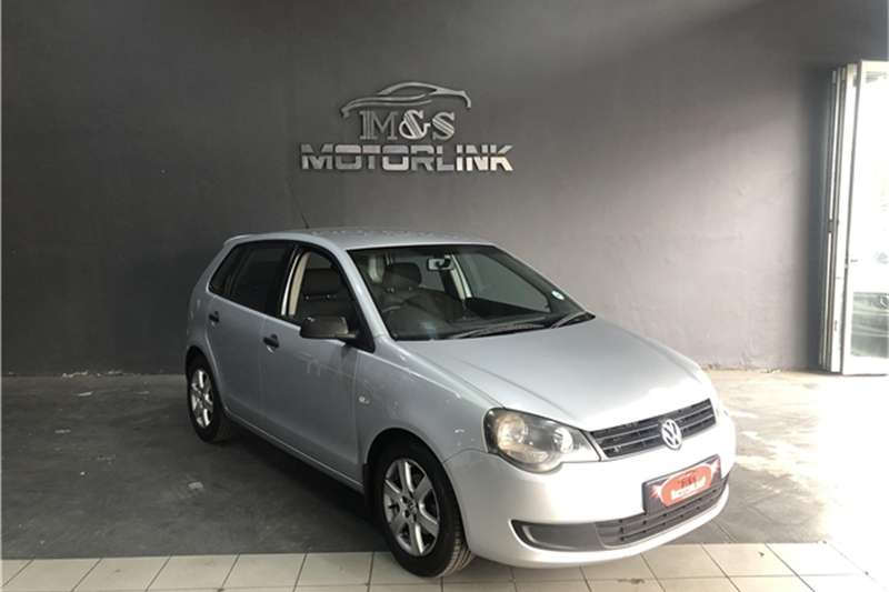 2012 VW Polo Vivo 5 door 1.4 Blueline