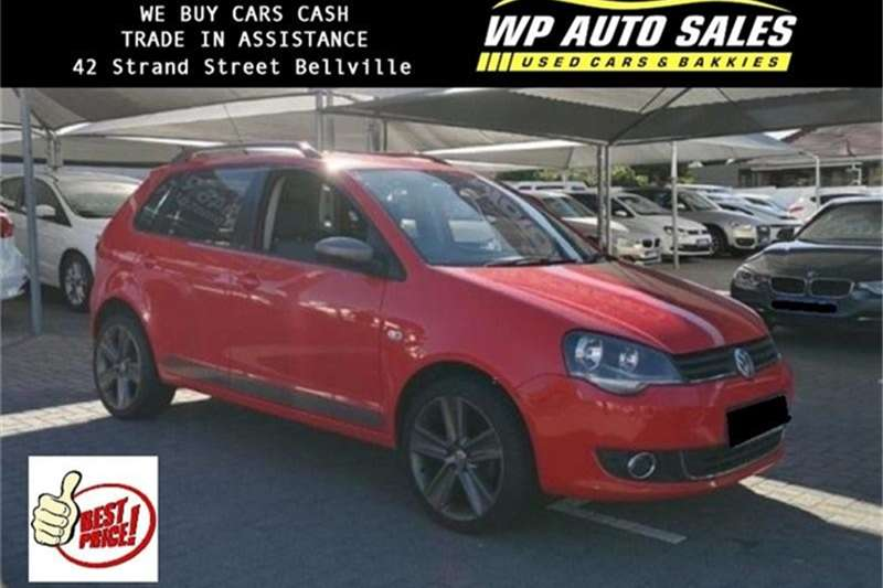 2015 VW Polo Vivo 5 door 1.6 Maxx
