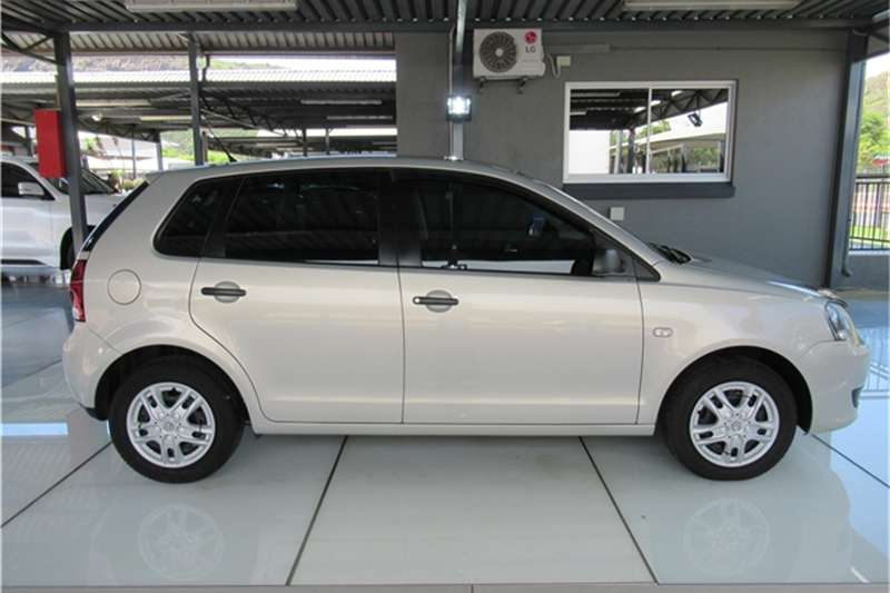 2011 VW Polo Vivo 5 door 1.6