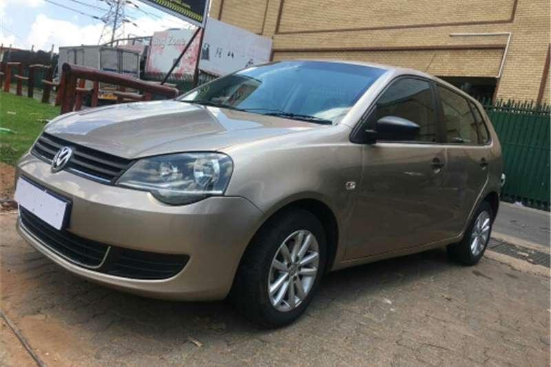 2017 VW Polo Vivo 5 door 1.4
