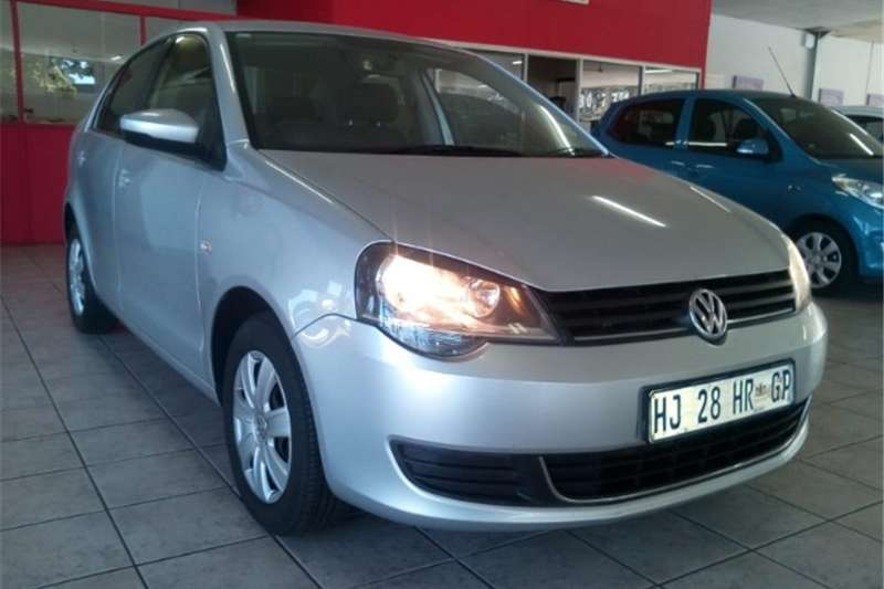 2018 VW Polo Vivo sedan 1.4 Trendline auto