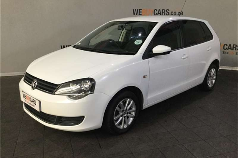 2016 VW Polo Vivo hatch 1.4 Trendline
