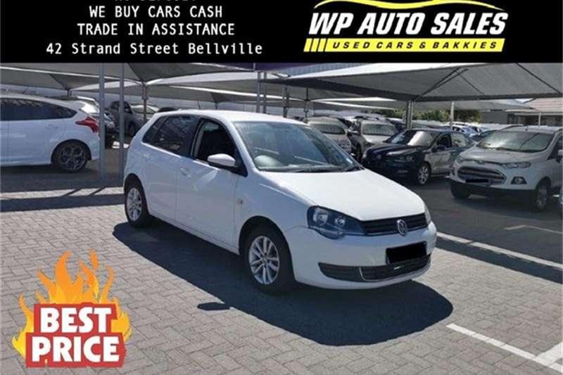 2017 VW Polo Vivo hatch 1.4 Trendline
