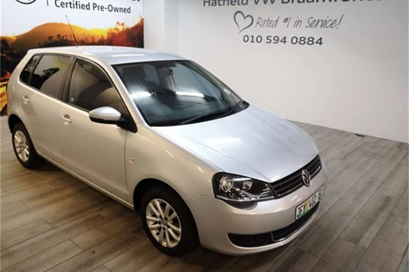 2018 VW Polo Vivo hatch 1.4 Trendline auto