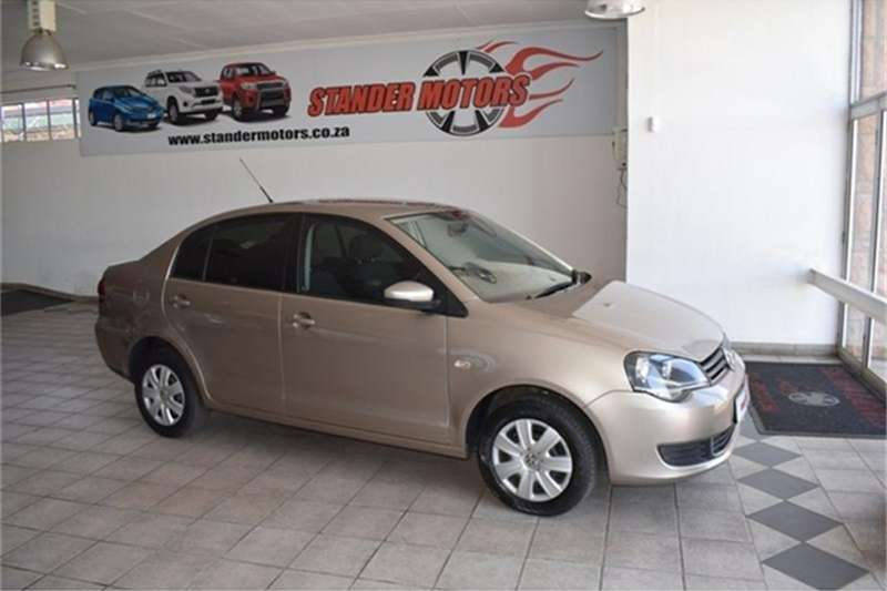 2015 VW Polo Vivo sedan 1.4 Trendline auto