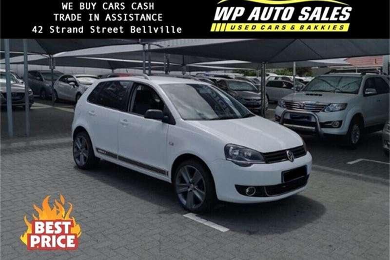 2014 VW Polo Vivo 5 door 1.6 Maxx