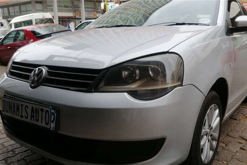 2014 VW Polo Vivo sedan 1.4 Trendline auto