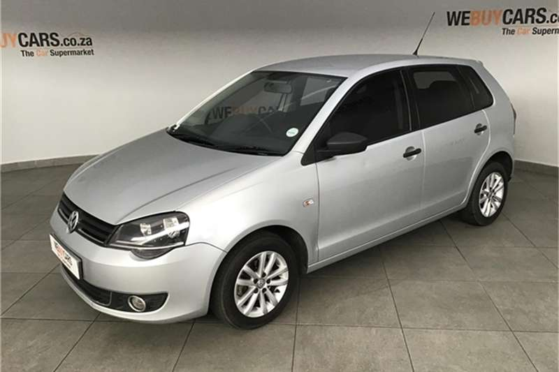 2016 VW Polo Vivo hatch 1.4 Conceptline