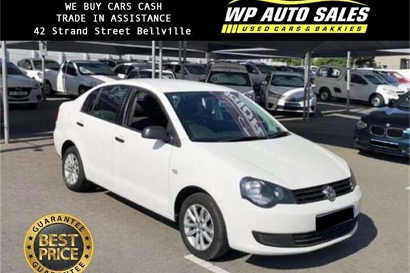 2017 VW Polo Vivo sedan 1.4 Trendline