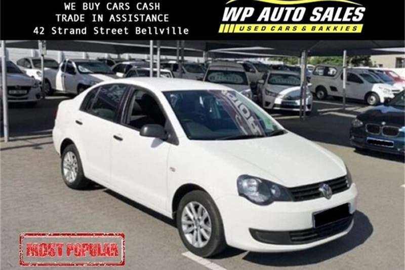 2015 VW Polo Vivo sedan 1.4 Trendline