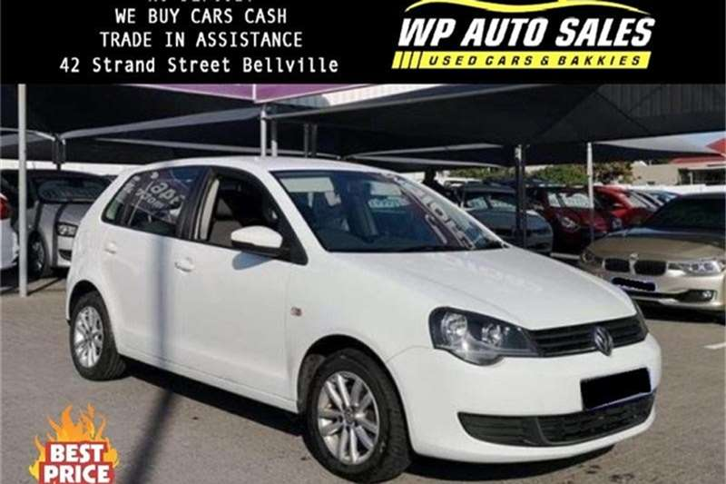 2016 VW Polo Vivo 5 door 1.4 Trendline