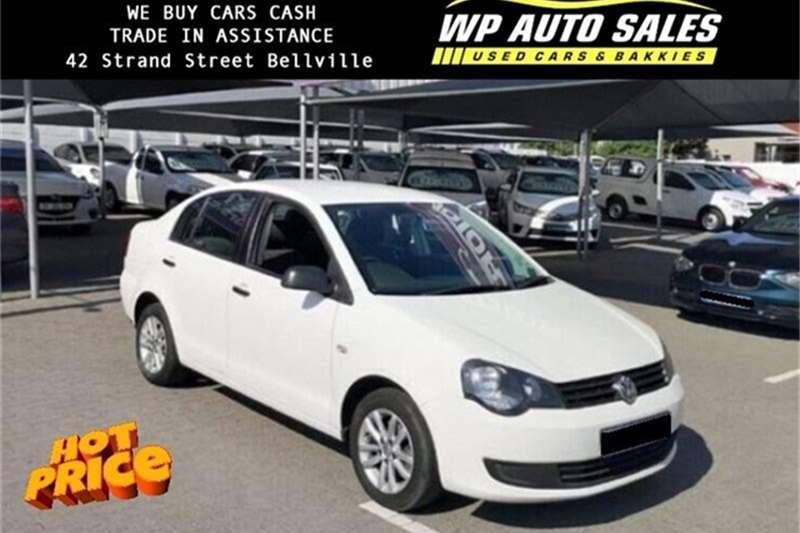 2012 VW Polo Vivo sedan 1.4 Trendline