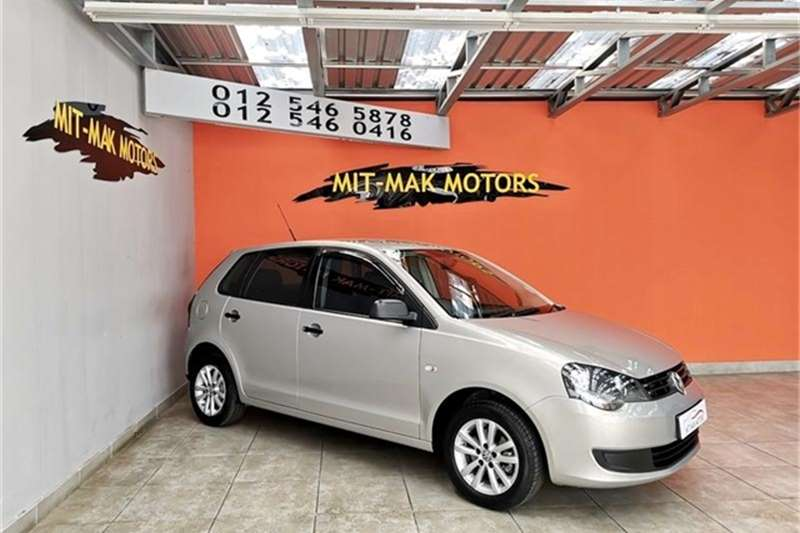 2013 VW Polo Vivo 5 door 1.4 Trendline auto