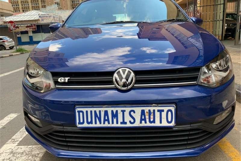 2020 VW Polo Vivo 5 door 1.6 GT