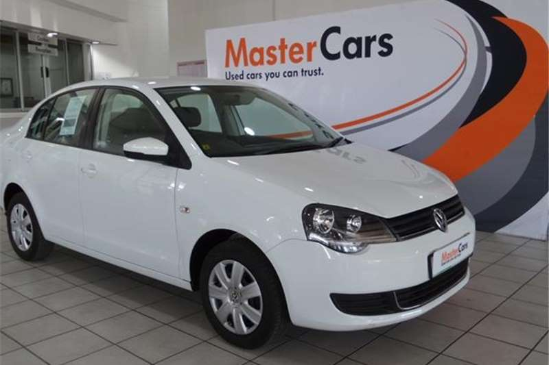 2014 VW Polo Vivo sedan 1.4 Trendline
