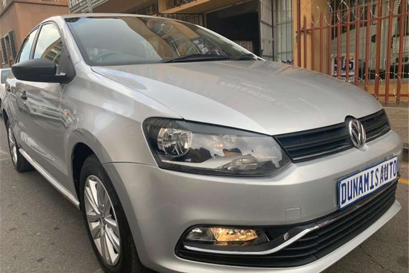 2018 VW Polo Vivo 5 door 1.4