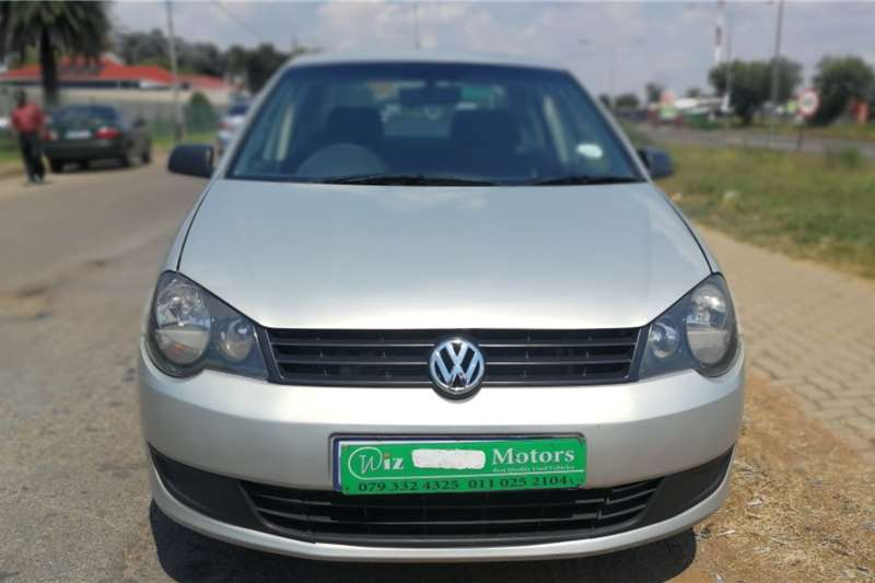 2012 VW Polo Vivo 5 door 1.4 Trendline auto