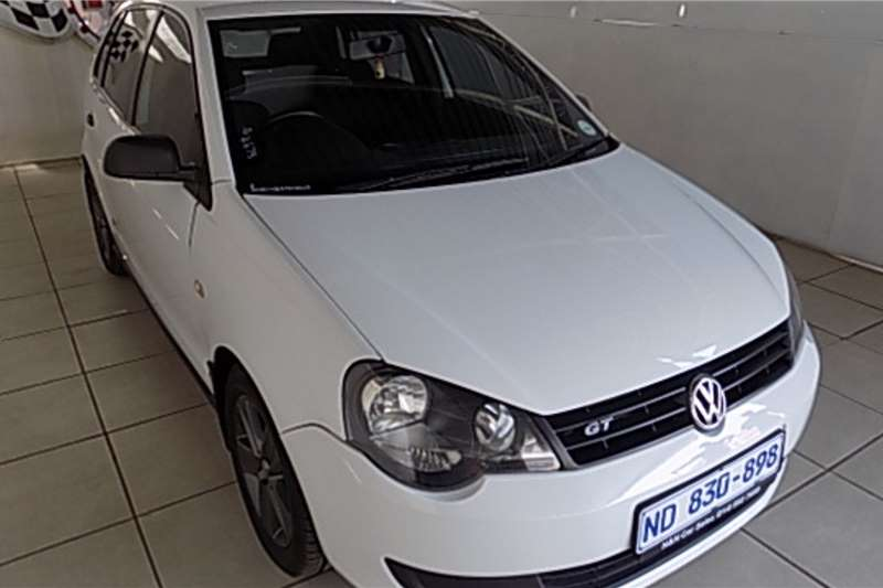 2014 VW Polo Vivo 5 door 1.6 GT