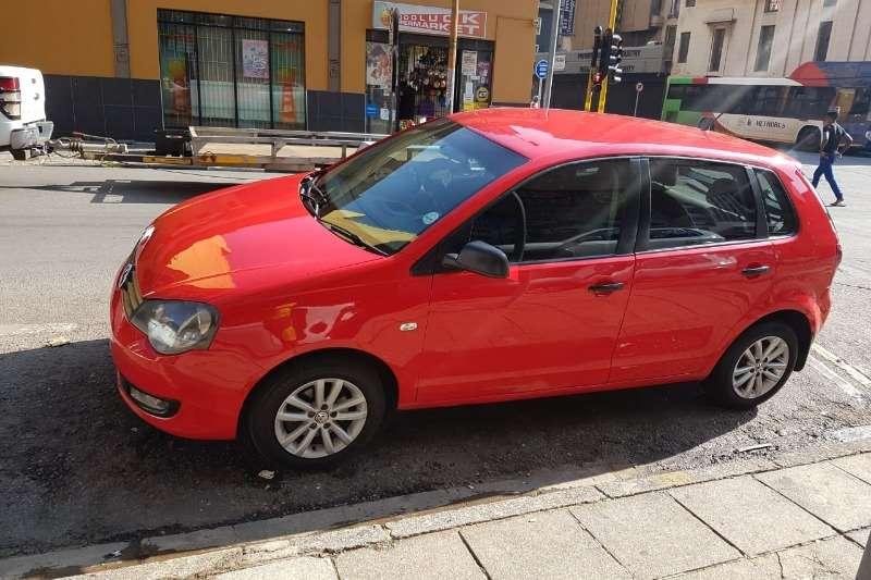 2013 VW Polo Vivo hatch 1.4 Trendline