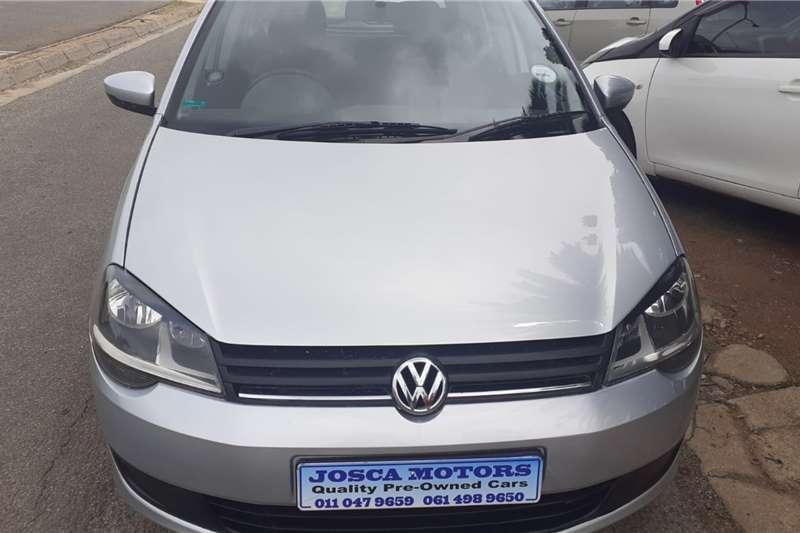 2015 VW Polo Vivo 5 door 1.4 Blueline