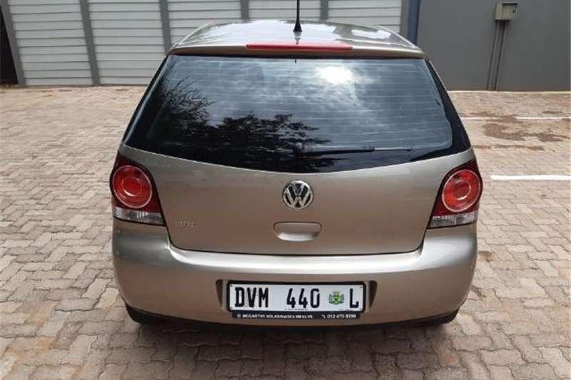 2017 VW Polo Vivo hatch 1.4 Conceptline