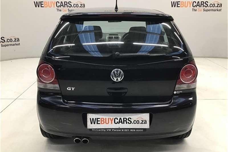 2015 VW Polo Vivo hatch 1.6 GT