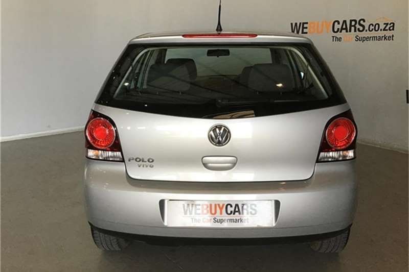2015 VW Polo Vivo hatch 1.4 Trendline auto