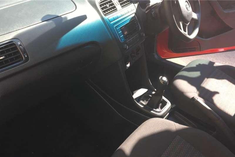 2018 VW Polo Vivo hatch 1.4 Conceptline