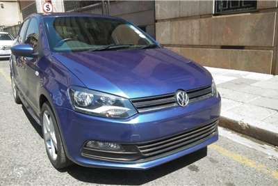 2018 VW Polo Vivo 3 door 1.6 GT