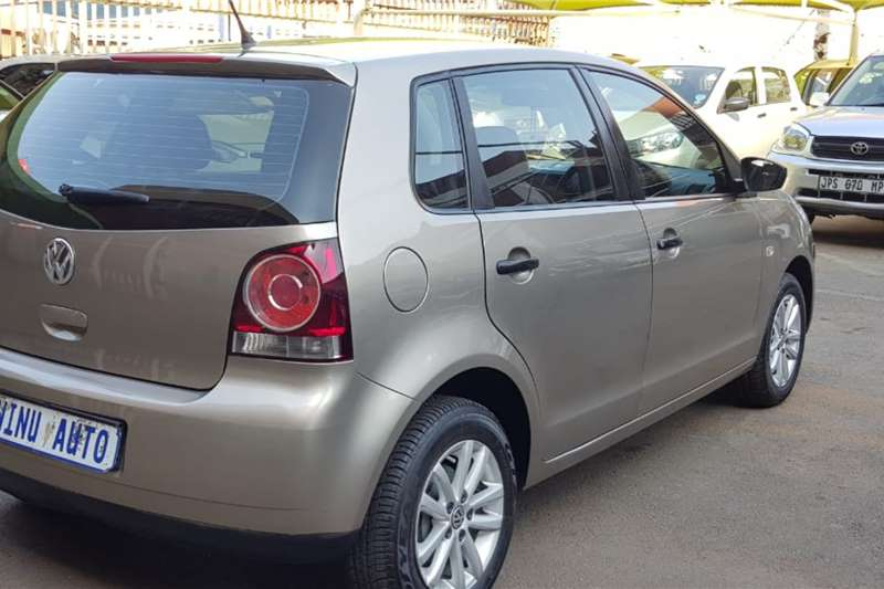 2015 VW Polo Vivo 5 door 1.4