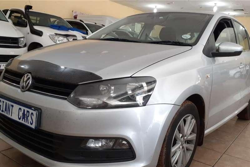 2018 VW Polo Vivo