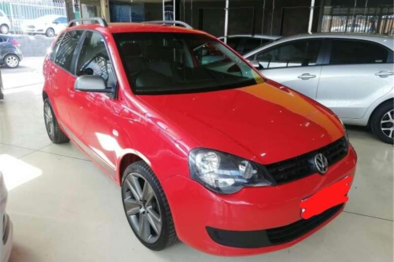 VW Polo Vivo Maxx 1.4L 2013