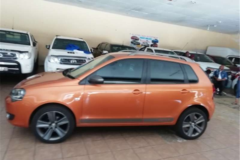 VW Polo Vivo Maxx 1.6engine 2016