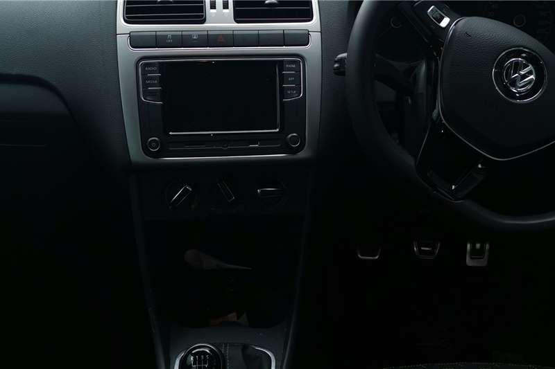 2019 VW Polo Vivo Maxx