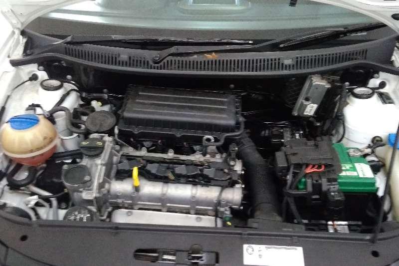VW Polo Vivo Maxx POLO VIVO 1.6 MAXX 2014