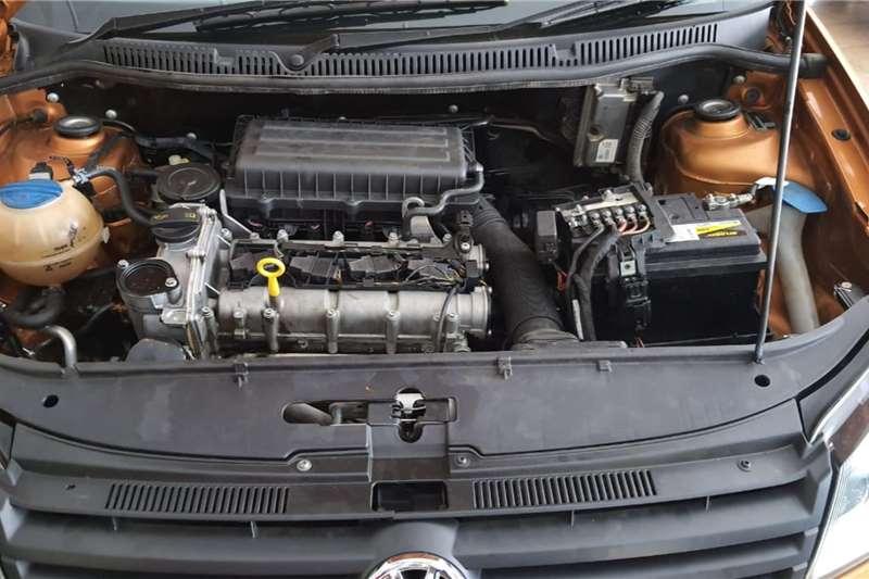 VW Polo Vivo Maxx POLO VIVO 1.6 MAXX 2016