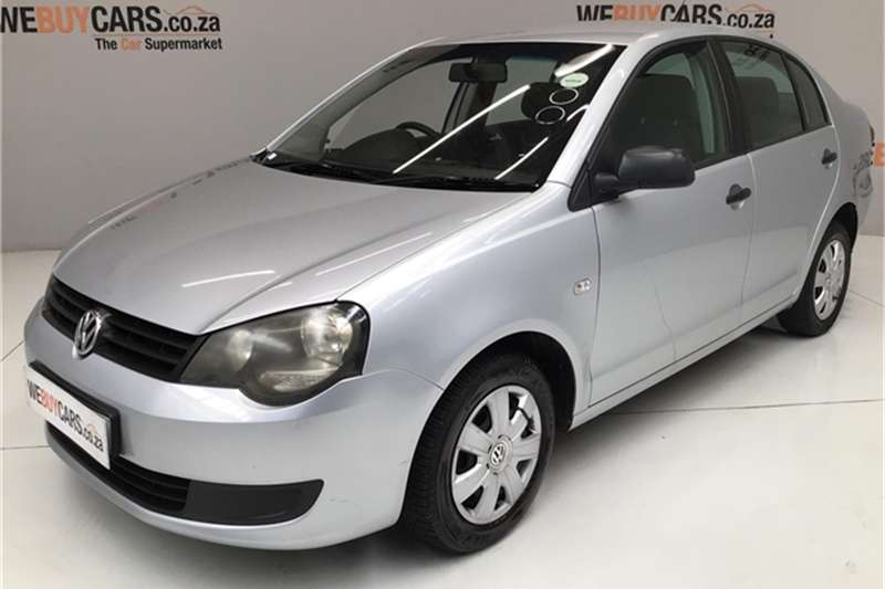 VW Polo Vivo sedan 1.4 2010