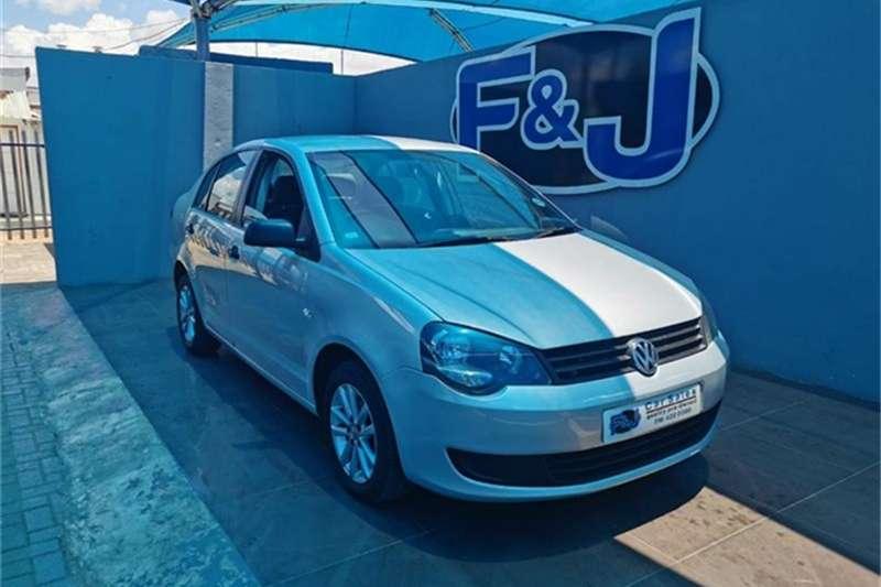 VW Polo Vivo sedan 1.4 2010