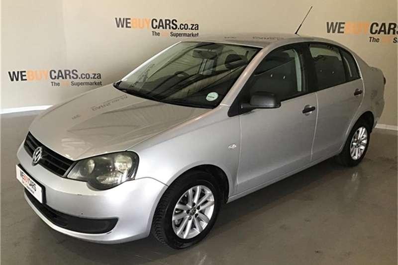VW Polo Vivo sedan 1.4 2011