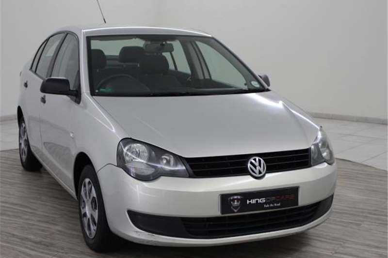 VW Polo Vivo sedan 1.4 2011