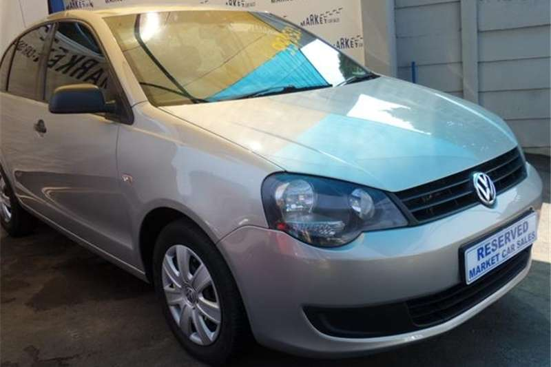 VW Polo Vivo sedan 1.4 2013