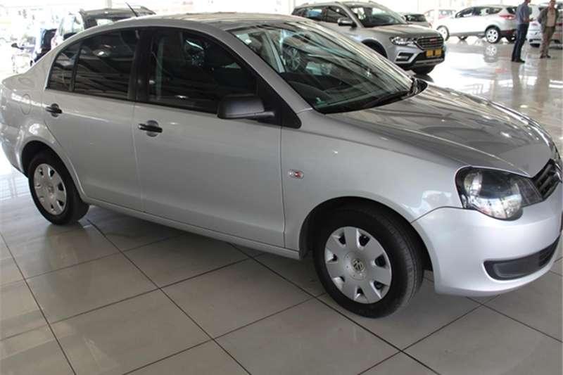 VW Polo Vivo sedan 1.4 2013