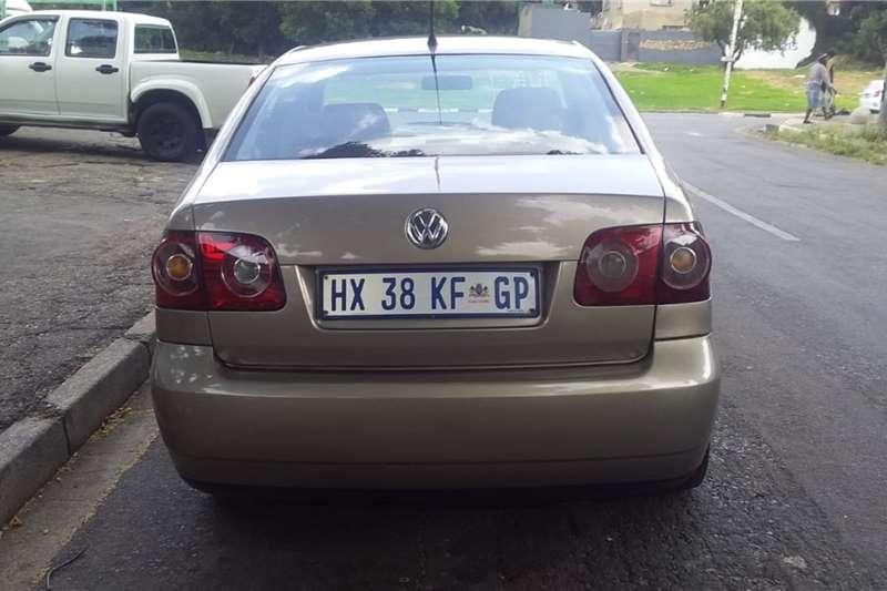 Used 2014 VW Polo Vivo sedan 1.4