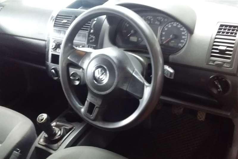 VW Polo Vivo sedan 1.4 2015