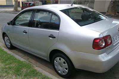 VW Polo Vivo sedan 1.4 2015