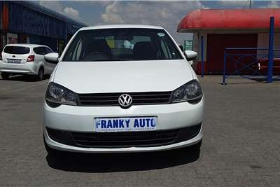 Used 2015 VW Polo Vivo sedan 1.4